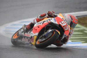 """MotoGP Motegi Day 1: Marquez, """"Se si guardano i tempi Lorenzo è il favorito, ma io sono fiducioso"""""""