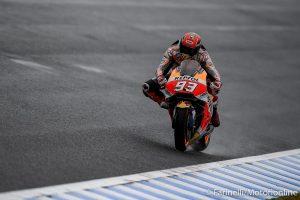 """MotoGP Motegi Gara: Marquez, """"Penso sia stata una gara bellissima, bello giocarsi il mondiale con Dovi"""""""