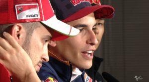 """MotoGP Motegi Conferenza Stampa: Marquez, """"Le prossime gare saranno molto importanti"""""""