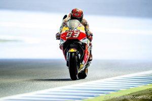 """MotoGP Motegi Qualifiche: Marquez, """"Oggi ho fatto la scelta sbagliata, ma può aiutare in caso di Flag to Flag"""""""