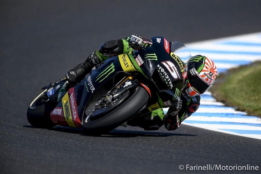 """MotoGP Phillip Island Qualifiche: Zarco, """"Sono contentissimo, spero di fare una buona partenza"""""""