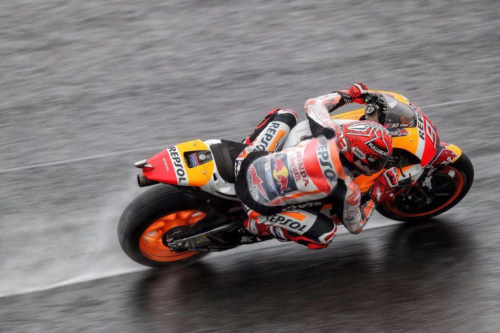 MotoGP Phillip Island Wup: Marquez comanda, Vinales insegue
