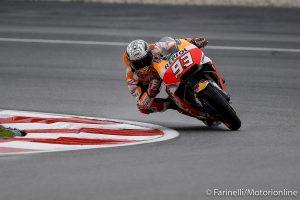 """MotoGP Sepang Gara: Marquez, """"Ho preferito non rischiare. Gioco di squadra Ducati? Non lo so, ma sarebbe normale"""""""