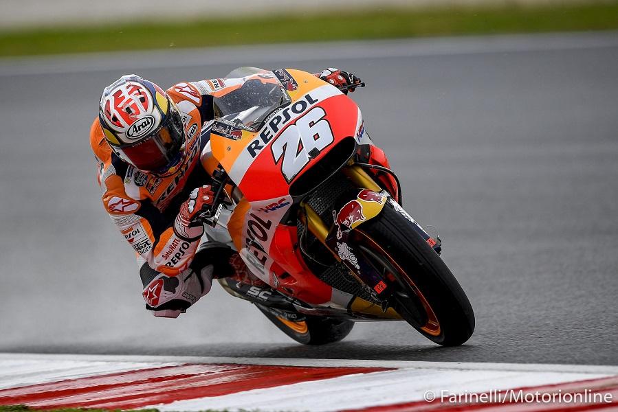 """MotoGP Sepang Gara: Pedrosa, """"Sono contento del risultato, temevo di passare dalla pole a ultimo"""""""
