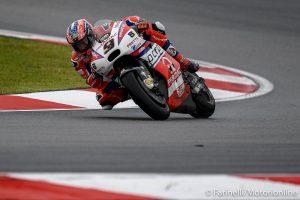 """MotoGP Sepang Gara: Petrucci, """"Non so cosa sia successo, sono contento che la gara sia finita"""""""