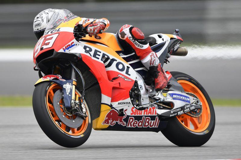 "MotoGP Sepang Qualifiche: Marquez, ""Sembra un weekend in cui dovrò difendermi"""