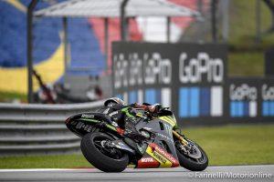"MotoGP Sepang Gara: Zarco, ""Sono contentissimo di come sia andata"""