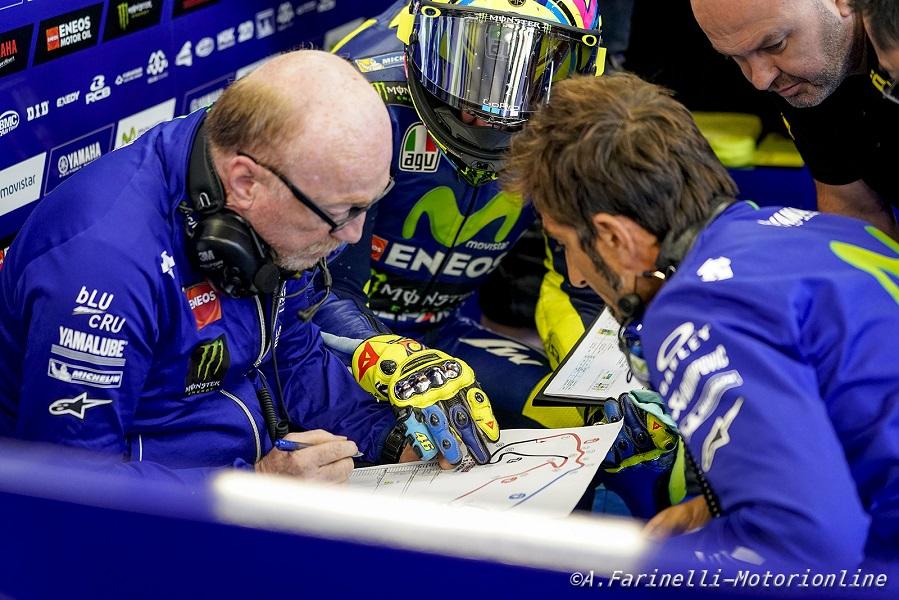 """MotoGP: Valentino Rossi, """"Anche senza frattura alla gamba non avrei potuto lottare per il campionato"""""""