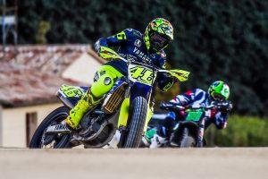 MotoGP: Valentino Rossi è tornato a girare al Ranch