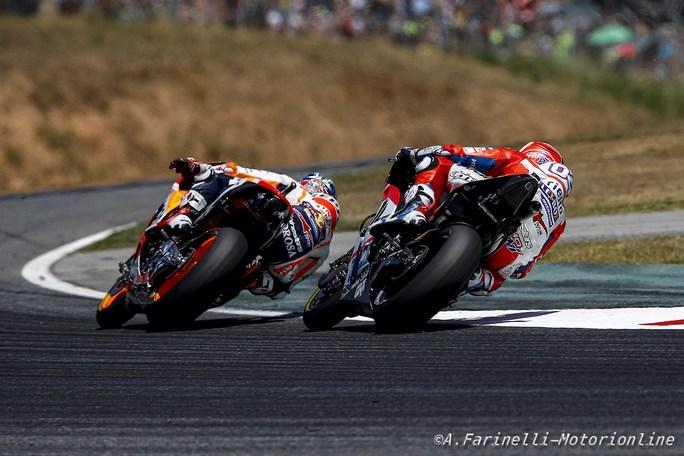 """MotoGP: Pedrosa, """"Difficile trovare punti deboli alla Ducati"""""""
