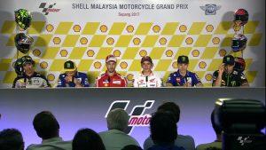 """MotoGP Sepang Conferenza Stampa: Vinales, """"Sono fiducioso per questo weekend"""""""