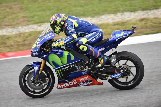 """MotoGP Sepang QP: Rossi, """"Ho un buon passo, attenti a Zarco, potrebbe vincere"""""""