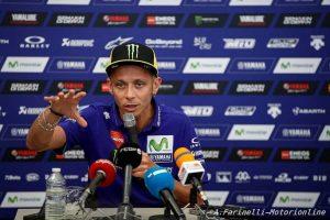 """MotoGP Motegi: Rossi, """"Giochi di squadra? Dipenderà dalle situazioni"""""""