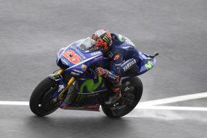 """MotoGP Sepang Day 1: Vinales, """"Bene sul bagnato, siamo abbastanza a posto"""""""