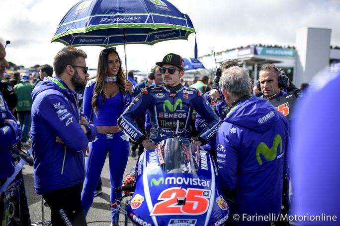 """MotoGP Sepang Preview: Vinales, """"Il nostro obiettivo è il secondo posto in campionato"""""""