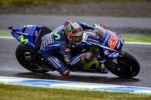 """MotoGP Motegi Gara: Vinales, """"Il mondiale è praticamente impossibile"""""""