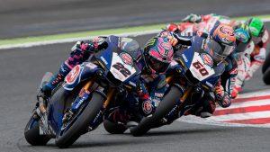 SBK| Pirelli Spanish Round: buon momento per il team Pata Yamaha