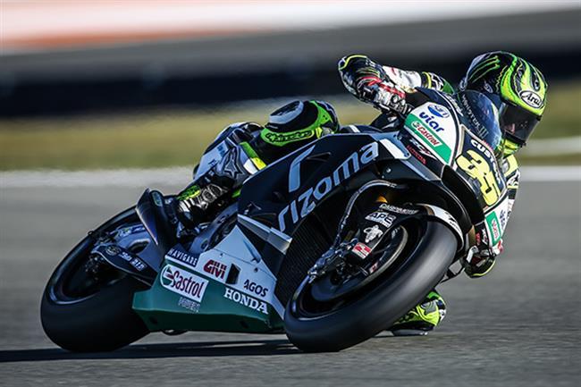 """MotoGP Valencia Qualifiche: Crutchlow, """"Giornata molto difficile"""""""