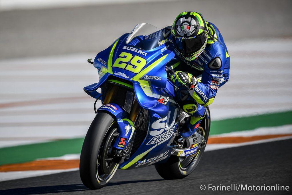"""MotoGP Valencia Qualifiche: Iannone, """"Giornata estremamente positiva"""""""