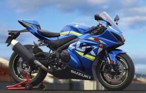 SBK  Il Team Grillini passerà alla Suzuki GSX-R1000