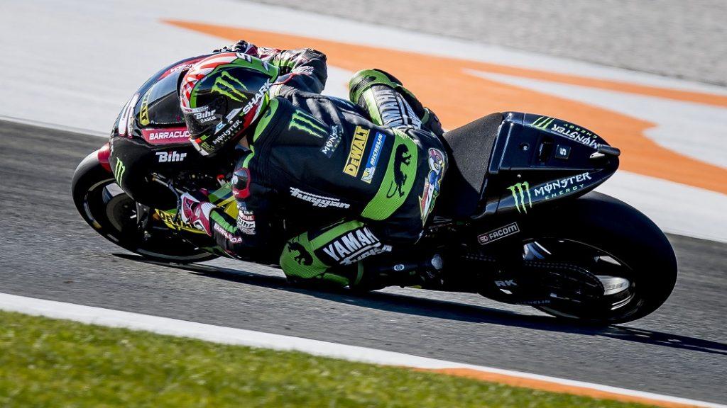 """MotoGP Test Valencia Day 1: Zarco, """"La prova con la nuova moto è stata positiva"""""""