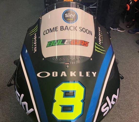 Moto3 Valencia: Aggiornamento condizioni Nicolò Bulega