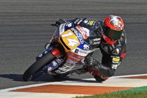 """Test Moto3 Valencia Day 2: Arbolino, """"Il feeling con la moto e la squadra è buono"""""""