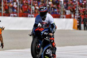 """Moto2 Valencia Gara: Bagnaia, """"Abbiamo fatto un ottimo lavoro"""""""