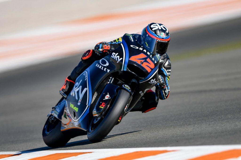 """Moto2 Valencia Qualifiche: Bagnaia, """"Qualche errore di tattica"""""""