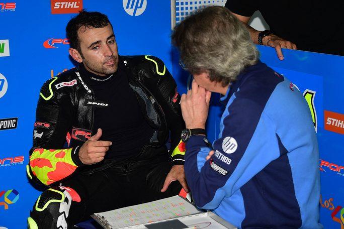 """Hector Barberà, """"Voglio il titolo, ma la mia carriera non finirà in Moto2"""""""