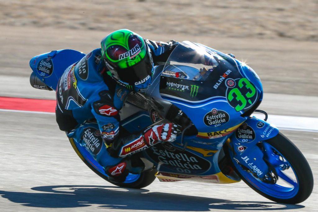 """Moto3 Valencia Preview: Bastianini, """"Puntiamo al podio"""""""