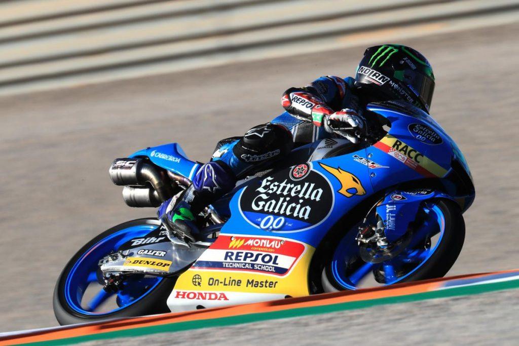 """Moto3 Qualifiche Valencia: Bastianini, """"Dovremo stare attenti nei primi giri"""""""