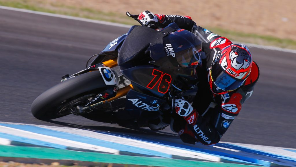 SBK| Winter Test Jerez: rientro positivo per Loris Baz