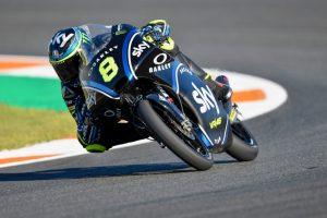 """Moto3 Valencia Day 1: Bulega, """"Speravo in un finale di stagione diverso"""""""
