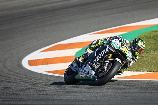 """MotoGP Valencia Gara: Crutchlow, """"Potevamo chiudere in quarta posizione"""""""