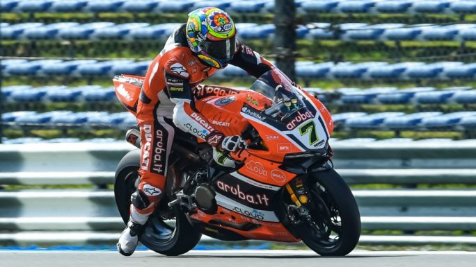 SBK| Acerbis Qatar Round: Ducati pronta per Losail