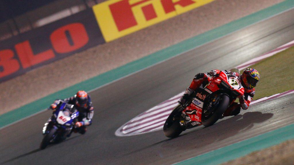 SBK| Acerbis Qatar Round, Gara2: Davies conquista il secondo posto in campionato