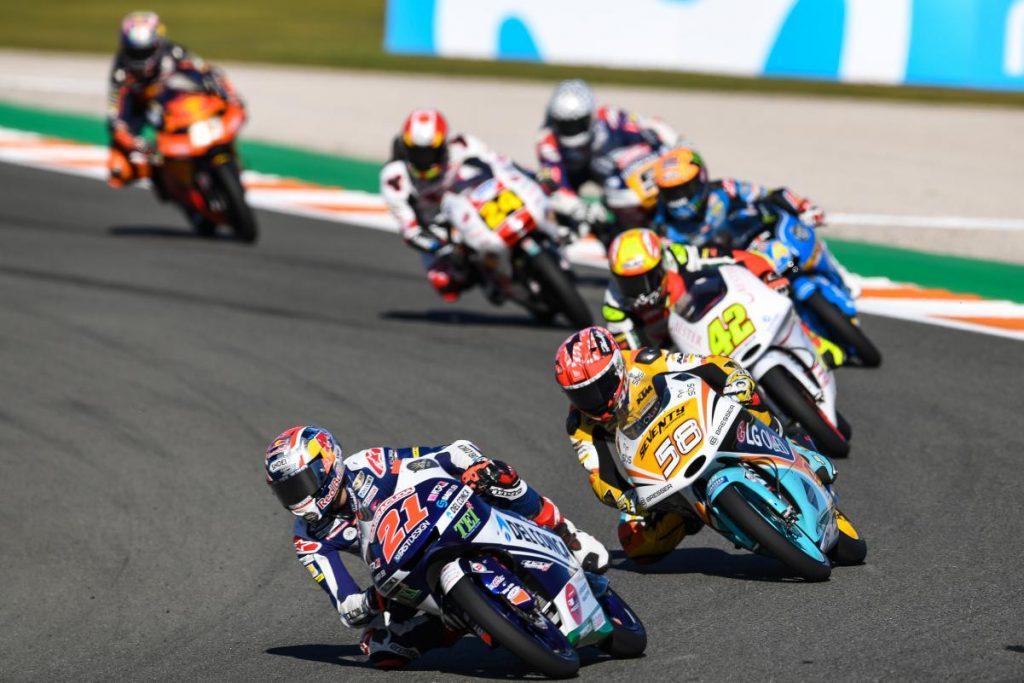 """Moto3 Valencia Gara: Di Giannantonio, """"Non so cosa sia successo"""""""