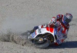 """MotoGP Valencia Gara: Dovizioso, """"Ci abbiamo provato fino la fine, ho dato la vita"""""""