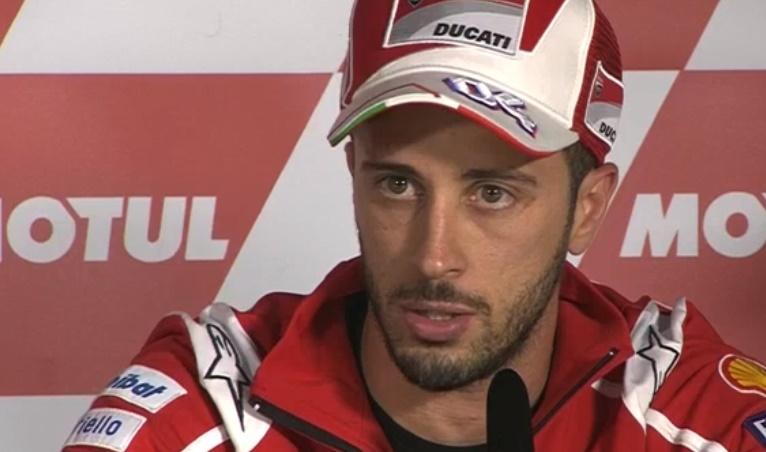 """MotoGP Valencia Conferenza Stampa: Dovizioso, """"La nostra strategia sarà solo una, cercare di vincere"""""""