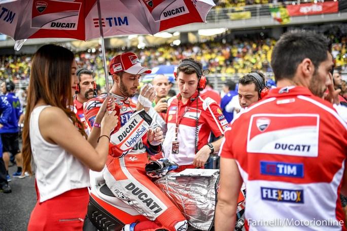 """MotoGP Valencia Preview: Andrea Dovizioso, """"Proverò a vincere"""""""