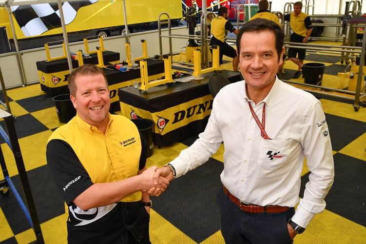 Moto2 e Moto3: Dunlop rinnova fino al 2020