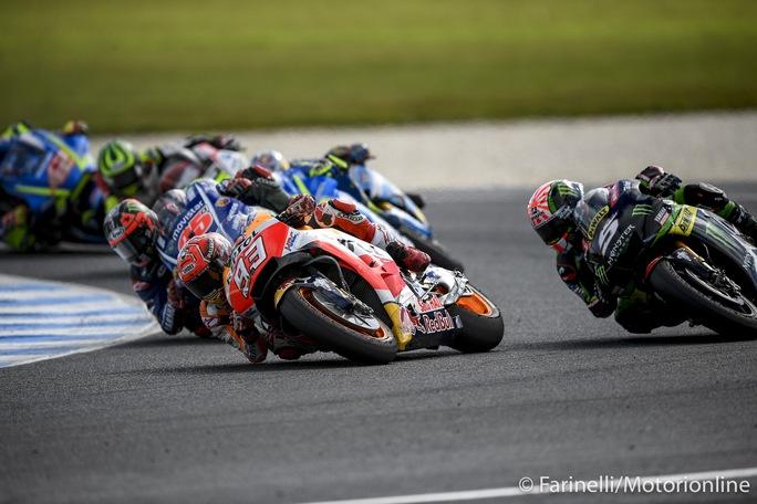 MotoGP: Pubblicata la entry list provvisoria del 2018