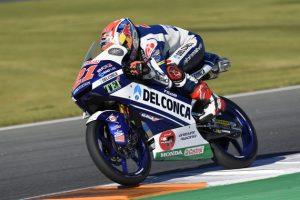 """Test Valencia Moto3: Di Giannantonio, """"Test abbastanza buono"""""""