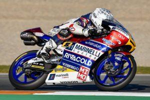 """Moto3 Valencia Day 1: Fenati, """"Importante fare una buona qualifica"""""""