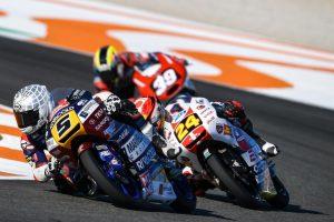 """Moto3 Valencia Gara: Fenati, """"La mia ultima gara me l'ero immaginata così"""""""