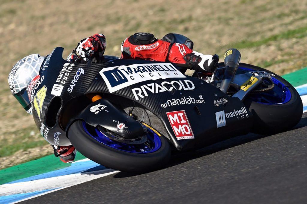 """Test Jerez Moto2: Fenati, """"Due giorni difficili ma positivi"""""""