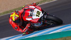 SBK| Winter Test Jerez: giornata positiva per Xavi Fores