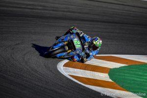 """MotoGP Test Valencia Day 2: Morbidelli, """"È difficile abituarsi a lavorare con l'elettronica"""""""