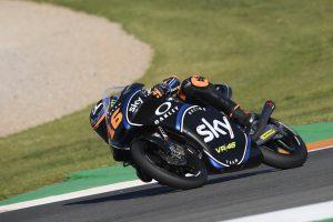 """Moto3 Valencia Gara: Migno, """"Sono deluso"""""""
